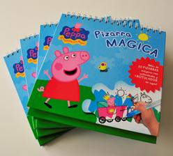 pizarra MAGICA 圈装书印刷